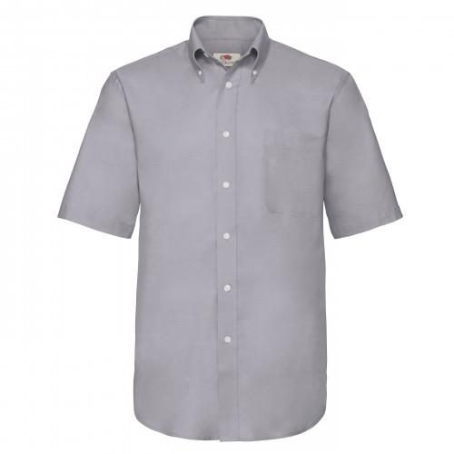 Pánska košeľa krátky rukáv S.SL. OXFORD SHIRT
